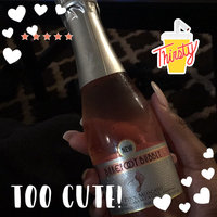 Barefoot Bubbly Pink Moscato 187 uploaded by Kamisha C.