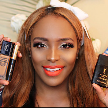 Photo of Yves Saint Laurent Fusion Ink Foundation SPF 18 uploaded by Brittanyalissa A.