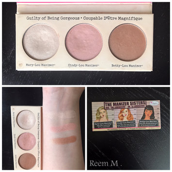 the Balm - the Manizer Sisters Luminizers Palette uploaded by Reem M.