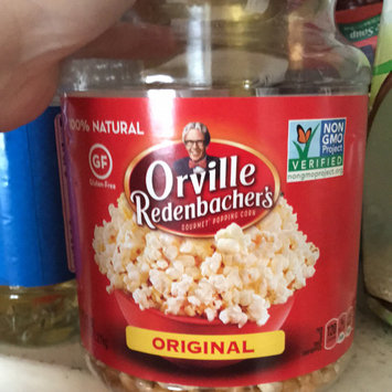 Photo of Orville Redenbacher's Cheddar Cheese Gourmet Popping Corn - 3 CT uploaded by Alana F.