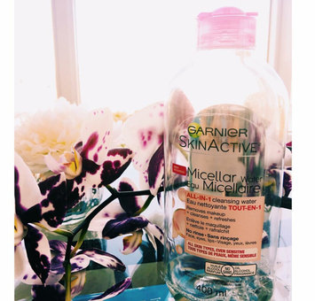 Garnier Skinactive Micellar Cleansing Water All-in-1 Makeup Remover & Cleanser 3 oz uploaded by Ayesha H.