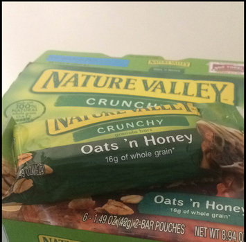 Photo of Nature Valley™ Oats 'n Honey Crunchy Granola Bars uploaded by Anna M.