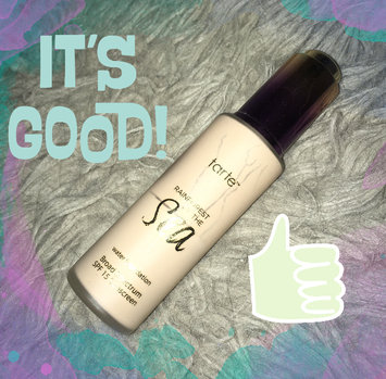 tarte Rainforest of the Sea Water Foundation Broad Spectrum SPF 15 uploaded by Amy K.