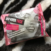 Soap And Glory Off Your Face 3 In 1 Daily Purifying Cloths 25 Cleansing Cloths uploaded by Ella D.