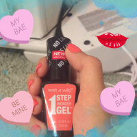 Wet n Wild 1 Step WonderGel Nail Color uploaded by Heather F.