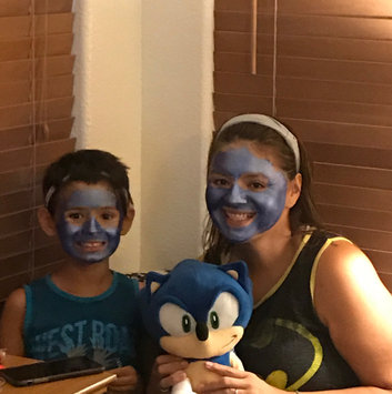 Photo of GLAMGLOW GRAVITYMUD™ Firming Treatment Sonic Blue Collectible Edition Knuckles uploaded by Sonia B.
