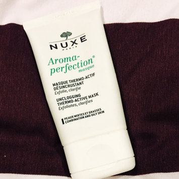 Photo of NUXE Aroma Perfection Thermo Active Mask uploaded by Rana E.