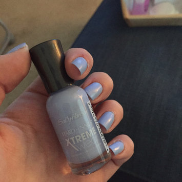 Photo of Sally Hansen Hard As Nails Xtreme Wear .4 oz Nail Color in Babe Blue uploaded by Kendall K.