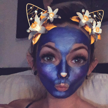 Photo of GLAMGLOW GRAVITYMUD™ Firming Treatment Sonic Blue Collectible Edition Knuckles uploaded by Holly E.