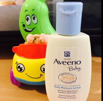 Photo of AVEENO® Baby Daily Moisture Lotion uploaded by Anastasia K.