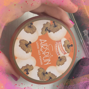 Coty Airspun Loose Face Powder uploaded by shiloh S.