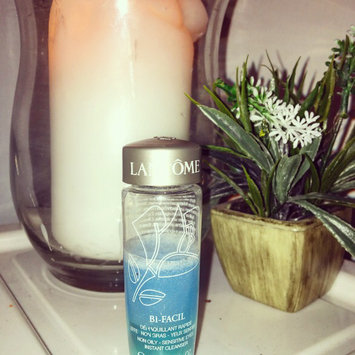 Photo of Lancôme Bi-Facil Double-Action Eye Makeup Remover uploaded by Ellie N.