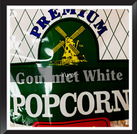Old Dutch Gourmet White Popcorn   Bag uploaded by Teresa C.
