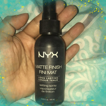 NYX Cosmetics Makeup Setting Spray - Matte Finish uploaded by Yaneth S.