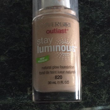 COVERGIRL Outlast Stay Luminous Foundation uploaded by Lisa M.