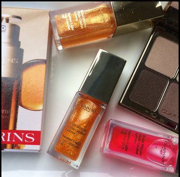 Photo of Clarins Instant Light Lip Comfort Oil uploaded by Kerry G.