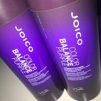 Joico Color Balance Purple Conditioner - Liter uploaded by Kristen M.