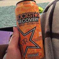 Rockstar Recovery Energy Drink Orange uploaded by Brittana E.