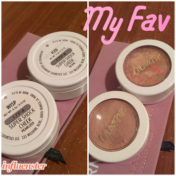 Photo of ColourPop Super Shock Cheek Tough Love Pearlized Highlighter uploaded by Alicia V.