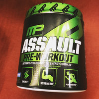 MusclePharm(r) Assault - Fruit Punch uploaded by Danica S.