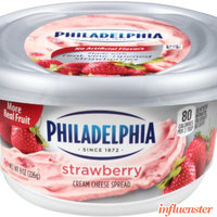 Philadelphia Strawberry Cream Cheese Spread uploaded by Lucy R.
