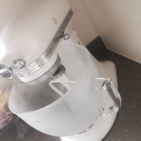KitchenAid Artisan Design Series 5 Qt Stand Mixer- Frosted Pearl uploaded by Cerise H.