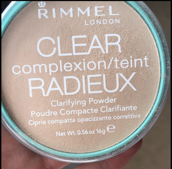 Photo of Rimmel London Clear Complexion Anti Shine Powder uploaded by Jen C.