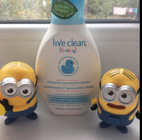 Live Clean Baby - Tearless Shampoo & Wash uploaded by Anastasia K.