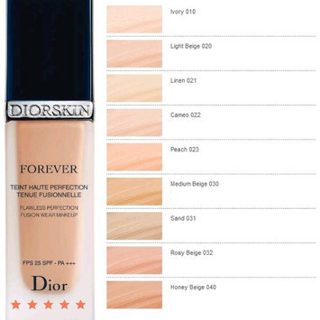 Dior Diorskin Forever Perfect Foundation Broad Spectrum SPF 35 uploaded by Aline A.