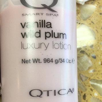 Photo of QTICA Smart Spa Vanilla Wild Plum Luxury Lotion - 34oz uploaded by Lady Karen D.