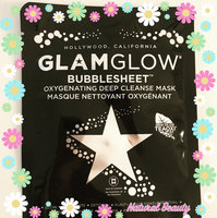 GLAMGLOW BUBBLESHEET Oxygenating Deep Cleanse Mask uploaded by Sarah O.