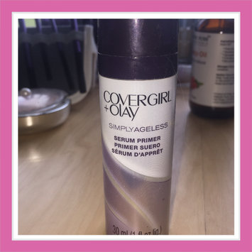 Photo of COVERGIRL Olay Simply Ageless Serum Primer uploaded by Tiffany J.