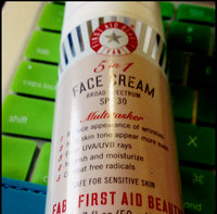 FIRST AID BEAUTY 5 in 1 Face Cream SPF 30 uploaded by Jennifer I.