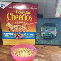 General Mills Honey Nut Cheerios Cereal uploaded by raquel b.