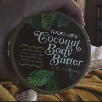 Trader Joe's Coconut Body Butter uploaded by stephanie L.
