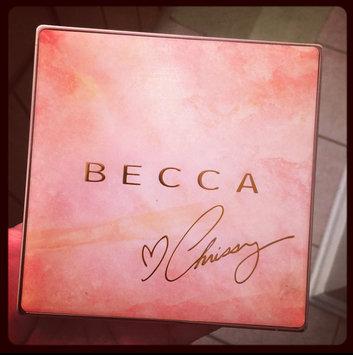 BECCA x Chrissy Teigen Glow Face Palette uploaded by Jodi M.