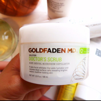 Photo of GOLDFADEN MD Doctor's Scrub Ruby Crystal Microderm Exfoliator uploaded by Heather李潔盈 L.