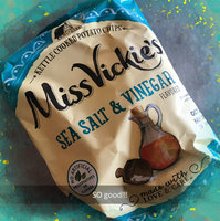 Miss Vickie's® Sea Salt & Vinegar Kettle Cooked Potato Chips uploaded by Victoria G.