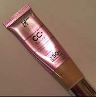 IT Cosmetics Your Skin But Better™ CC+Illumination™ Cream with SPF 50+ Medium Tan 1.08 oz/ 32 mL uploaded by Kayla S.