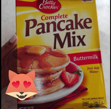 Photo of Betty Crocker™ Complete Original Pancake & Waffle Mix uploaded by Estefania A.