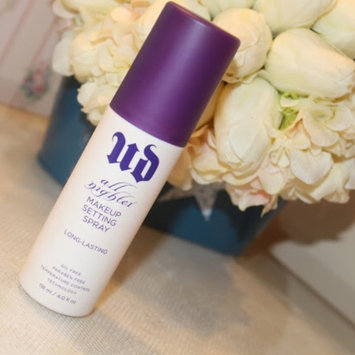 Urban Decay Chill Cooling and Hydrating Makeup Setting Spray uploaded by rema A.