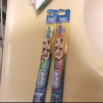 Photo of Oral-B Stages Toothbrush for Kids uploaded by Yoazin V.