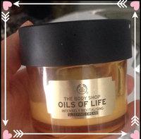 THE BODY SHOP® Oils Of Life™ Sleeping Cream uploaded by Nina E.