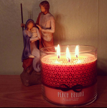 Photo of White Barn Peach Bellini Scented Candle uploaded by Samantha D.
