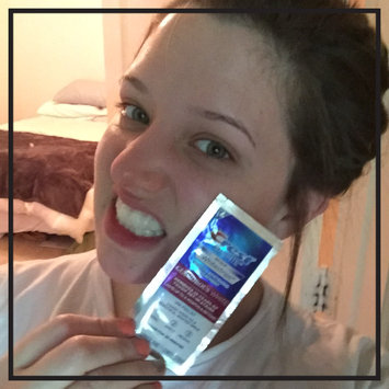 Photo of Crest 3D White Professional Effects Whitestrips uploaded by Jordan M.
