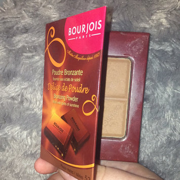 Bourjois Bronzing Powder - Délice de Poudre uploaded by Elle D.