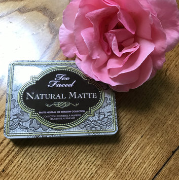Too Faced Natural Eye Neutral Eye Shadow Collection uploaded by Ida L.