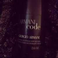 Giorgio Armani Code Alcohol Free Deodorant Stick uploaded by maricela f.