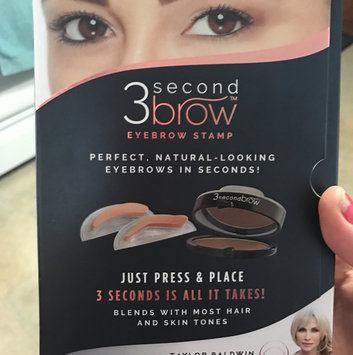 3 Second Brow™ Eyebrow Stamp uploaded by Stacey R.