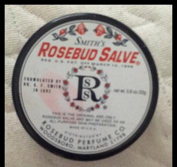 Rosebud Salve Tin - Rosebud Salve French uploaded by Alma A.